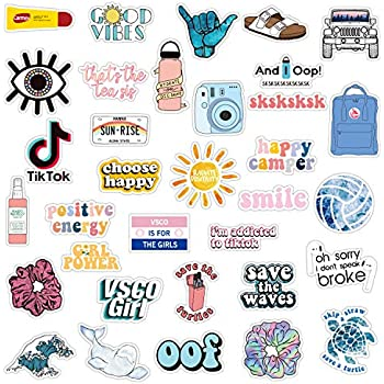 This is a graphic of Dashing Aesthetic Printable Stickers