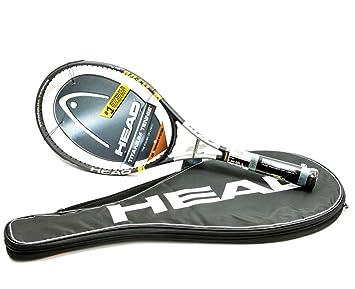 Head ti. Fire - Raqueta de Tenis L3 Titanium MP Fácil 255 g Raqueta: Amazon.es: Deportes y aire libre