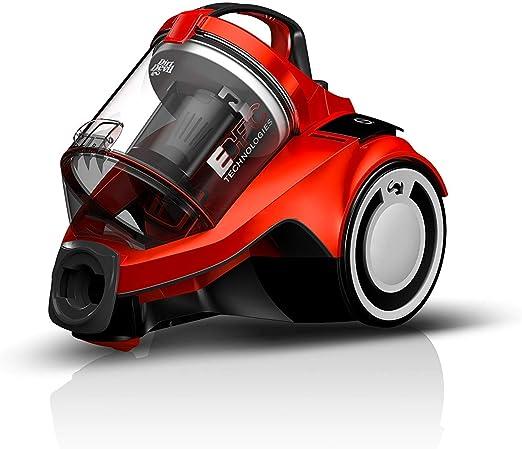 Dirt Devil Rebel 25 HFC - Aspirador sin bolsa, eco, ciclónico ...