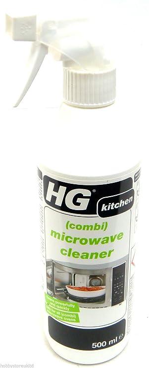 HG Spray Combi microondas limpiador de Micro horno limpiador ...