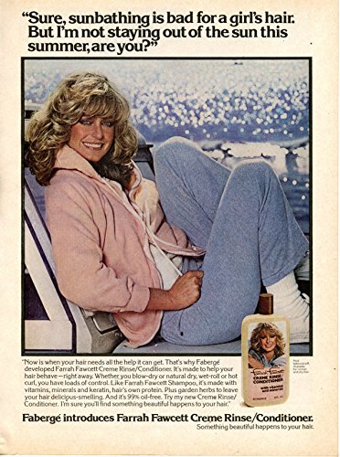 vintage-farrah-fawcett-creme-rinse-conditioner-sure-sunbathing-is-bad-for-a-girls-hair-but-im-not-st