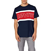 Levi's SS Color Block tee Camiseta para Hombre