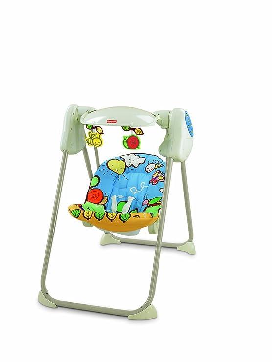 Baby Gear - Columpio proyector musical, juguete con sonido ...