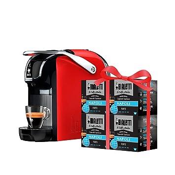 Bialetti - Cafetera expreso Break (muy compacta) para cápsulas de ...