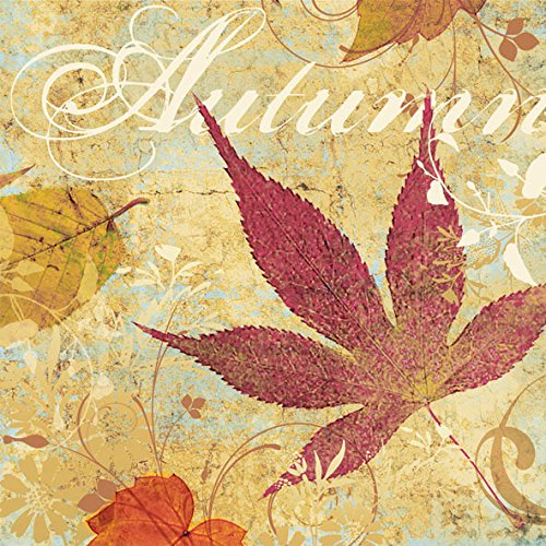 Ambient NAPKINS LUNCH / Party/ ca. 33x33cm Autumn - Autumn - Fallen Leaves