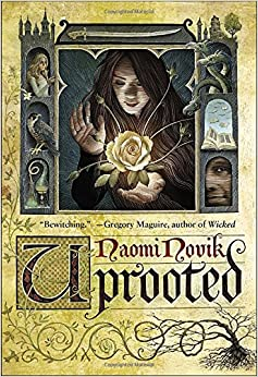Image result for uprooted book