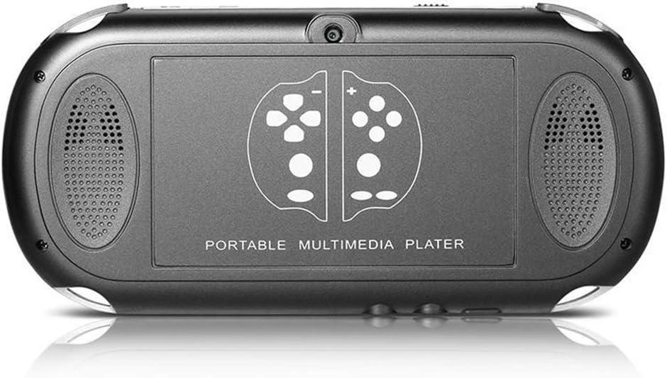 Console di Videogioco retr/ò Portatile da 4,3 // 5,1 Pollici Memoria Integrata da 8 GB LAIYYI Console di Gioco Portatile Oltre 200 Giochi Classici Supporto di pi/ù Formati di Gioco
