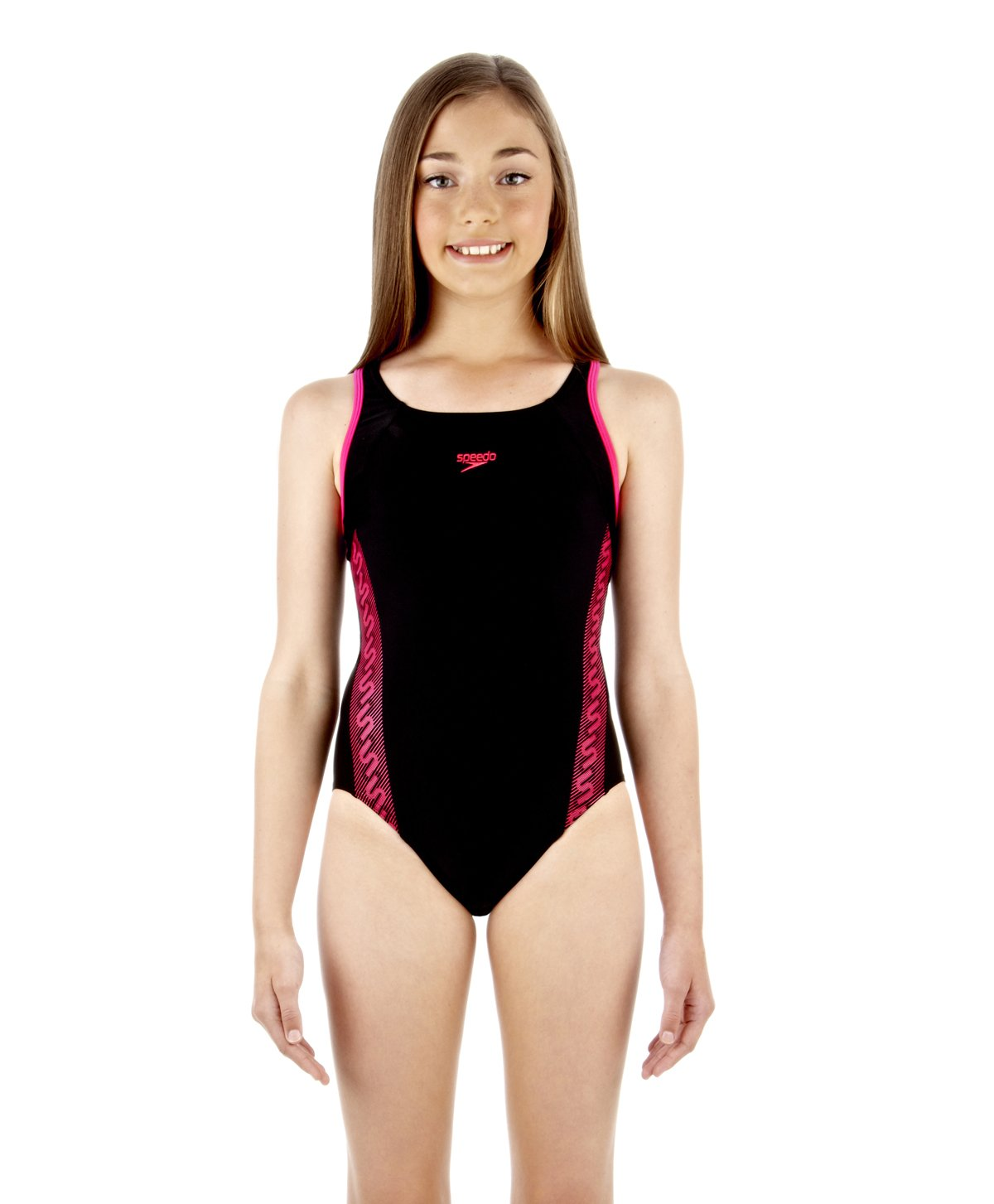 Speedo Monogram Msbk Jf Costume da Bagno Junior 8-087479360