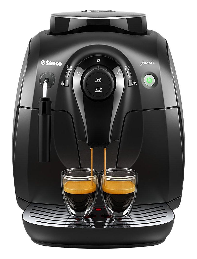 Saeco HD8645/47 Vapore Automatic Espresso Machine, X-Small, Black by Saeco