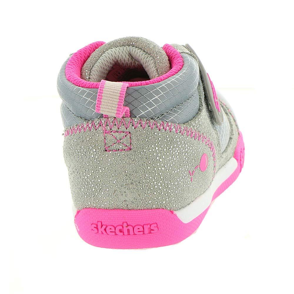Skechers Flex Play-Early Start Girls Infant-Toddler Sneaker