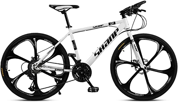 DDSCT Frenos de Doble Disco VTT de 26 Pulgadas Bicicleta de ...