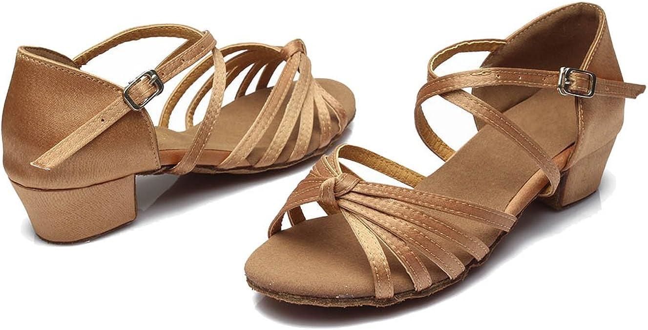 Modell UK203 YKXLM M/ädchen /& Damen Latein Tanzschuhe Standard Salsa Performance Ballroom Schuhe