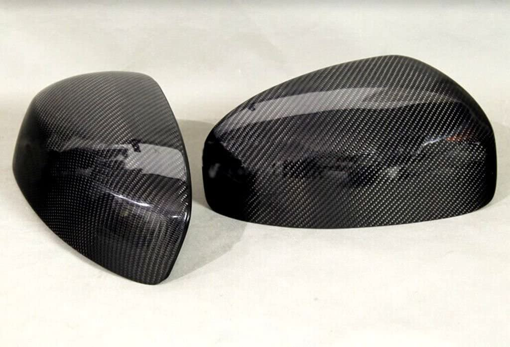 Carbon Fiber Mirror Covers for Infiniti G37 Coupe 2008-2013