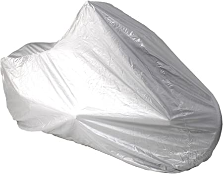 Coverking//MODA UAVLGWRE62 Universal Fit All-Weather Waterproof Cover for ATV Large with Rack- Silverguard
