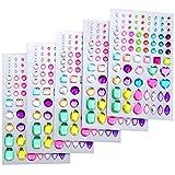Outus Self-Adhesive Rhinestone Sticker Bling Craft
