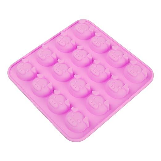 Moldes de silicona, moldes para Chocolate (silicona ...