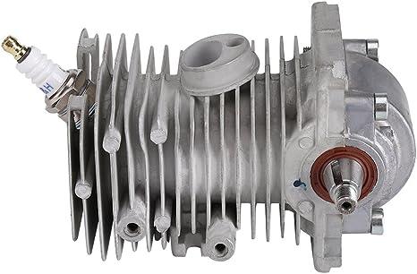 Zylinder Kolben Kurbelwelle Zündkerze Montage Für Stihl Ms170 Ms180 018 Kettensäge 38mm Küche Haushalt