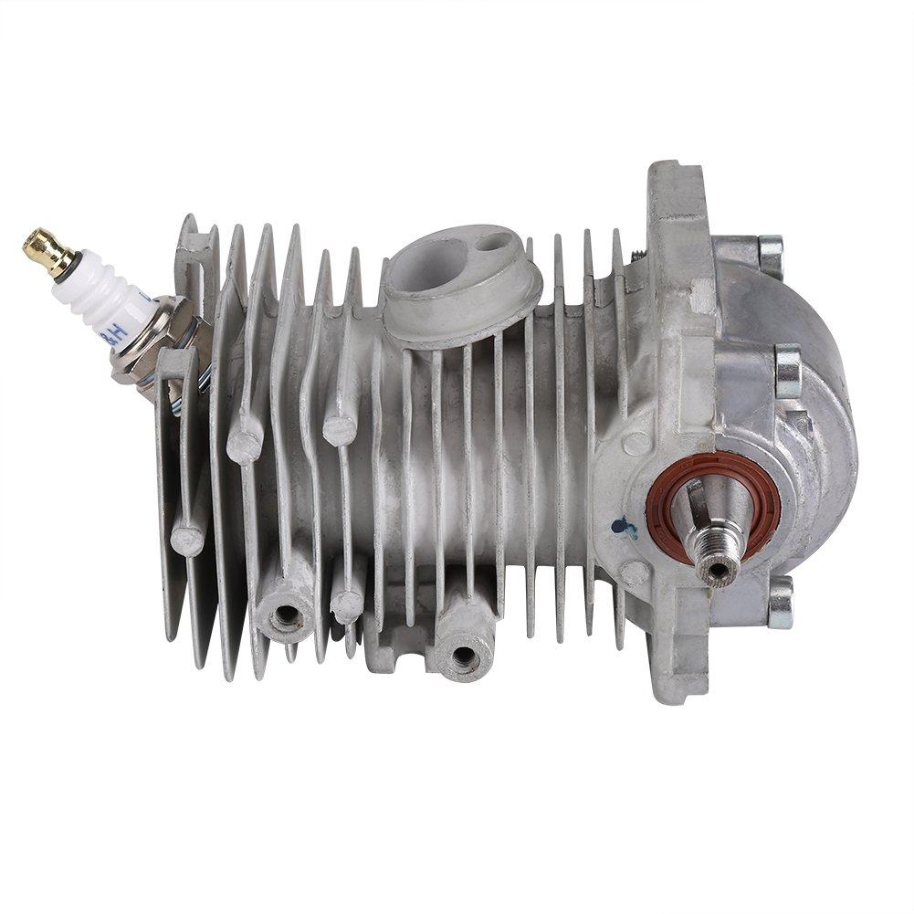 Zylinder Kolben Kurbelwelle Zü ndkerze Montage fü r STIHL MS170 MS180 018 Kettensä ge 38mm Zerodis