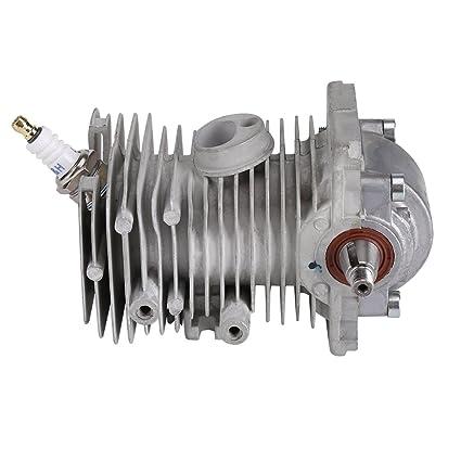 Zylinder-Kit mit Kolben und Kurbelwelle für Stihl MS180 MS170 Motorsäge NEU