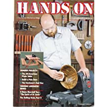 HANDS ON - THE HOME WORKSHOP MAGAZINE (June/July/Aug 1984)