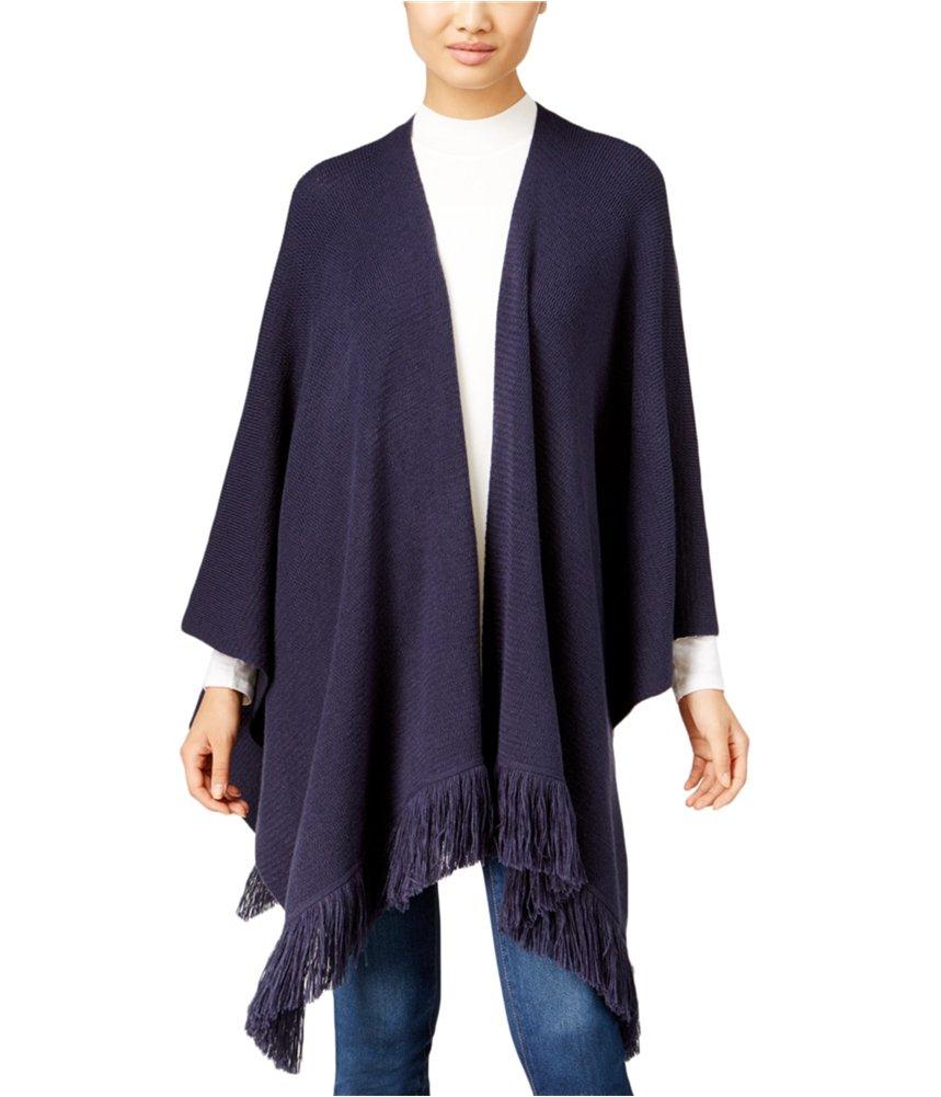 Style & Co. Women's Fringe Poncho Cardigan (PS/PM)