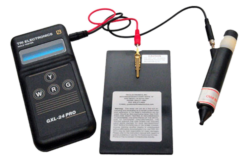 Tri Electronics Diamond and Gold Testing Kit by Tri Electronics Diamond and Gold Testing (Image #1)