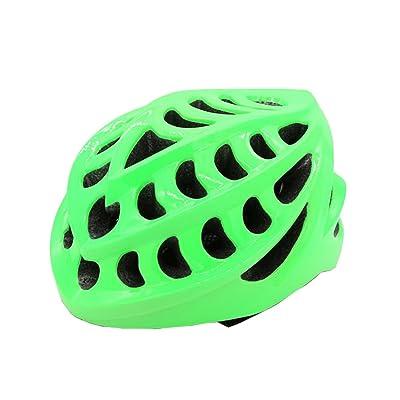 Équitation Casque Intelligent Bluetooth Lecteur De Musique Voix Sécurité Sécurité Protection Casque Adulte Vélo Casque,Green