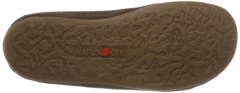 Everest Softino Brown Haflinger Slipper