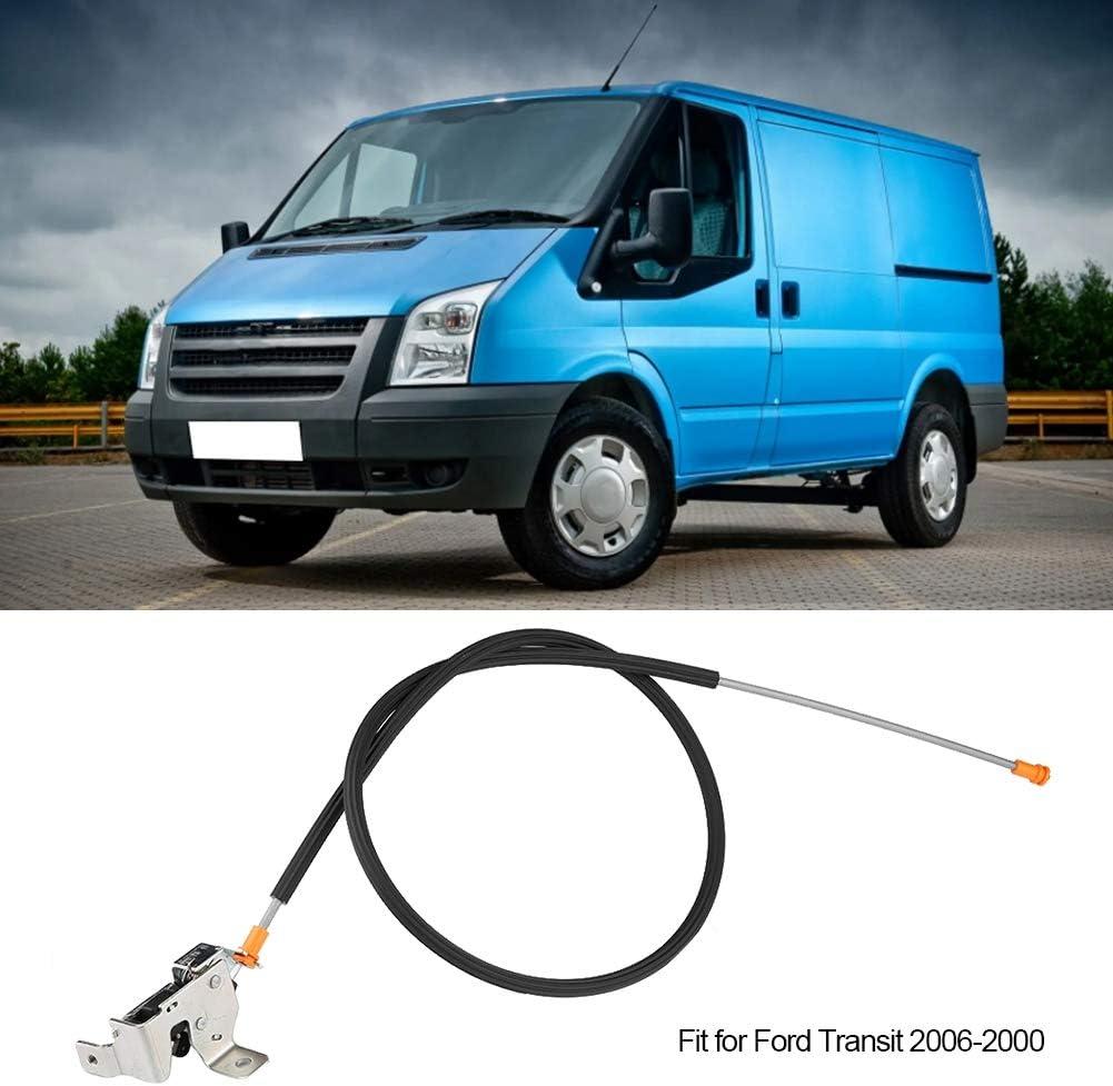 reemplaza al OE YC15V43286AG se adapta al Transit 2006-2000 El cable de bloqueo de la puerta trasera KIMISS