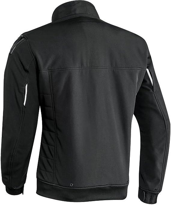Chaqueta Ixon Soho Negro - Cazadora Moto - CE Urban - Relleno Interior XL negro: Amazon.es: Coche y moto