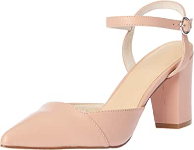 NUDE Women's Emily Court Shoes