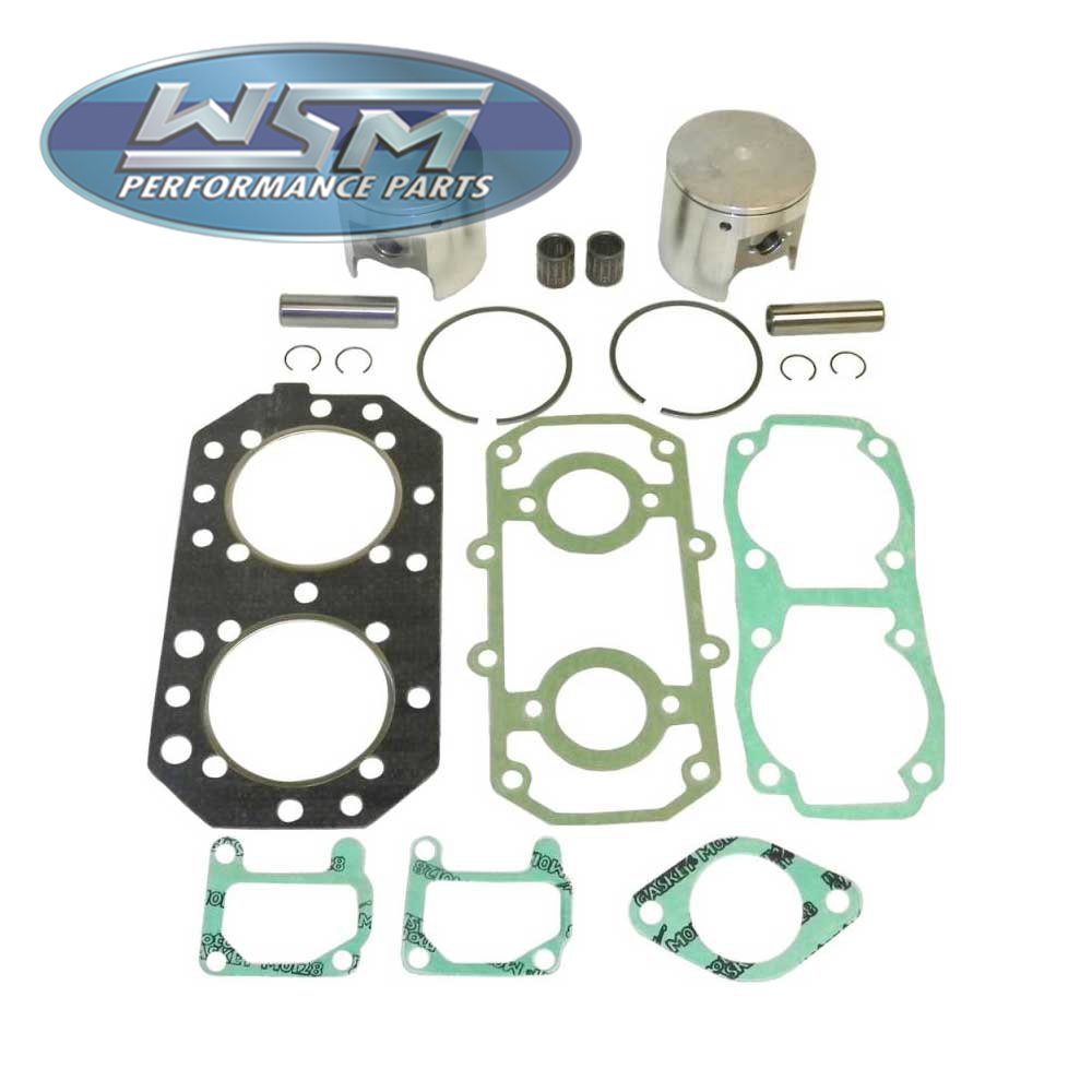 Complete Top End Engine Rebuild Kit 2002-2003 Seadoo GTI LE Bore Size: 82.00 mm 720 Motor