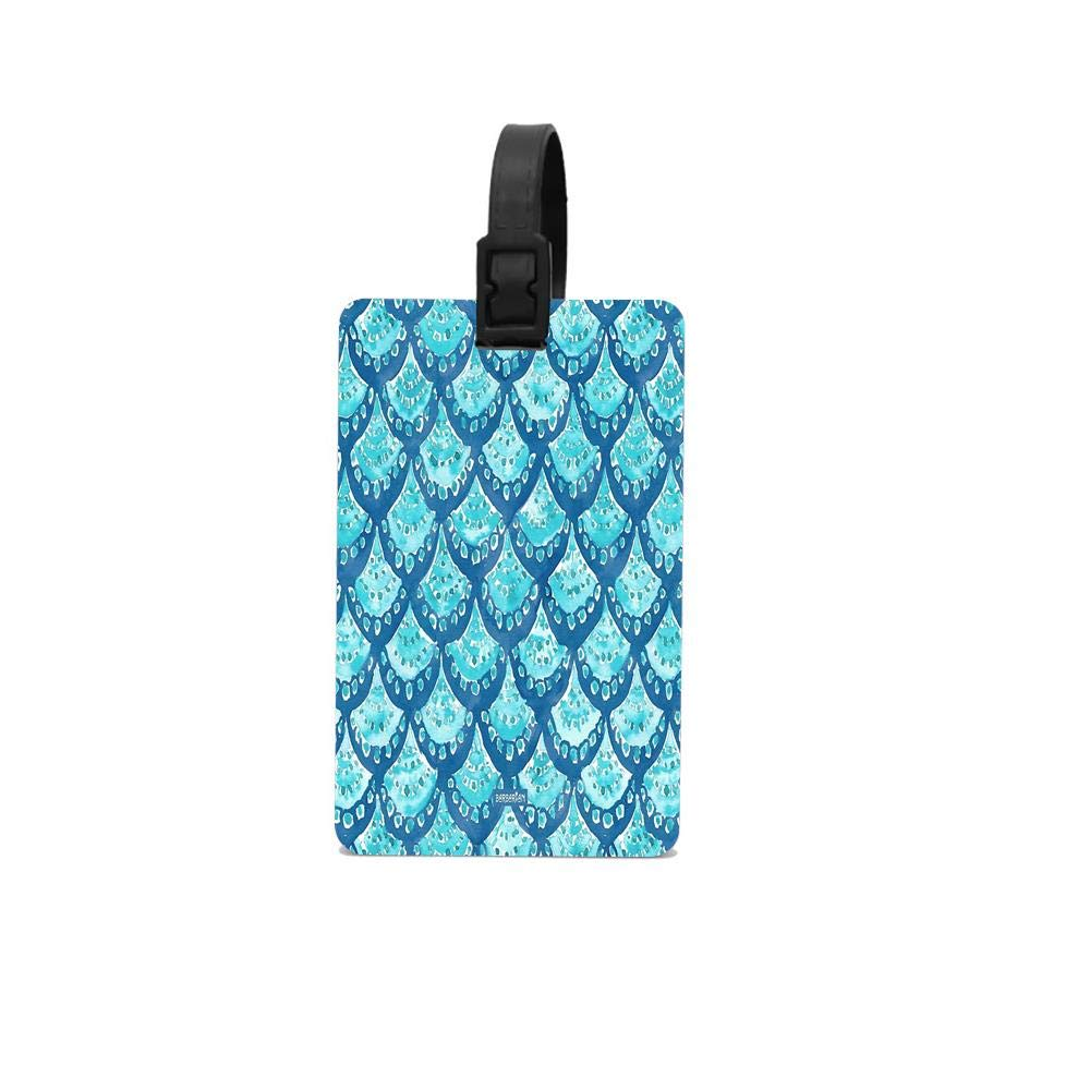 Mia 2 Luggage Tag Holders ID Holders Luggage Tag Holders For Women Men Travel Accessories