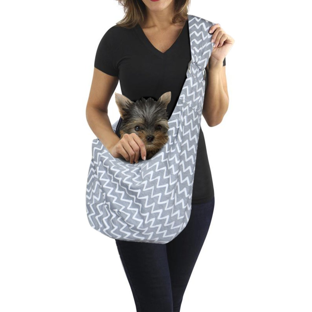 Tacobear Dog Carrier Pet Sling Carrier Bag, Medium