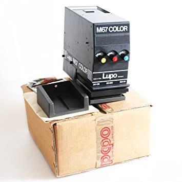 Amazon LUPO M67 COLOR ENLARGER HEAD Camera Photo