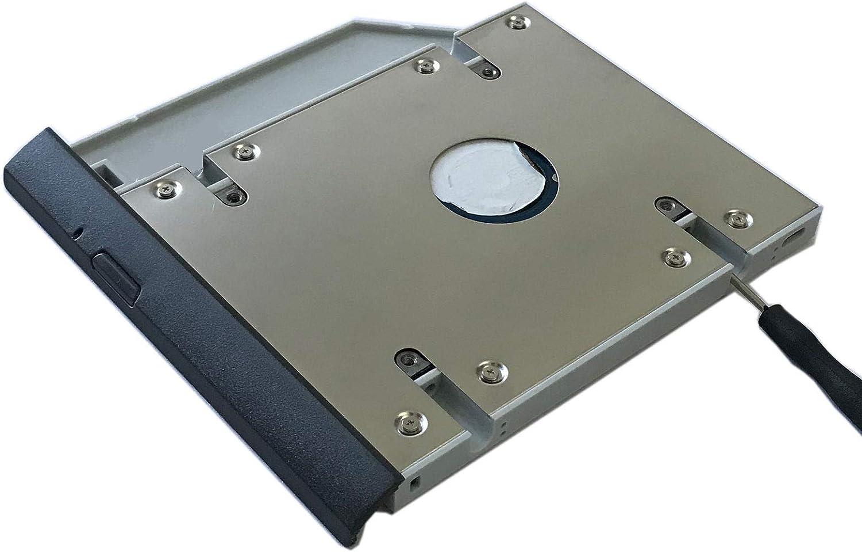 ULTRACADDY 2ª HDD SSD Disco Duro Caddy para Lenovo V130-15 con ...