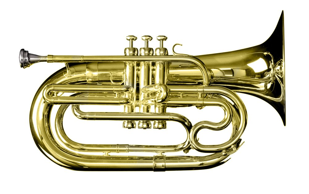 Adams Brass MB1 Baritone Horn
