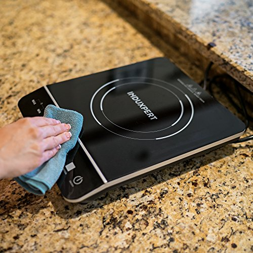 Induction Cooking Temperature Settings ~ From u s a induxpert portable induction cooktop w with