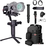 Zhiyun WEEBILL LAB Handheld Gimbal Stabilizer with Multifunction Gimbal Bag and Servo Follow Focus for Mirrorless Cameras (Master Package)