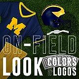 Franklin Sports NCAA Michigan Wolverines Kids