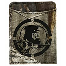 Metal Mulisha Men's Ammo Card Wallet Green
