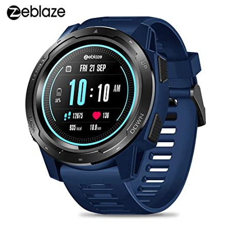 Zeblaze Vibe 5 Smartwatch IP67 Reloj Deportivo a Prueba de Agua Monitor de Ritmo cardíaco Monitor de Ritmo cardíaco Podómetro Actividad Inteligente ...