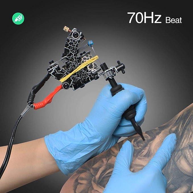 Tatuaje híbrido profesional completo kit de tatuaje para ...