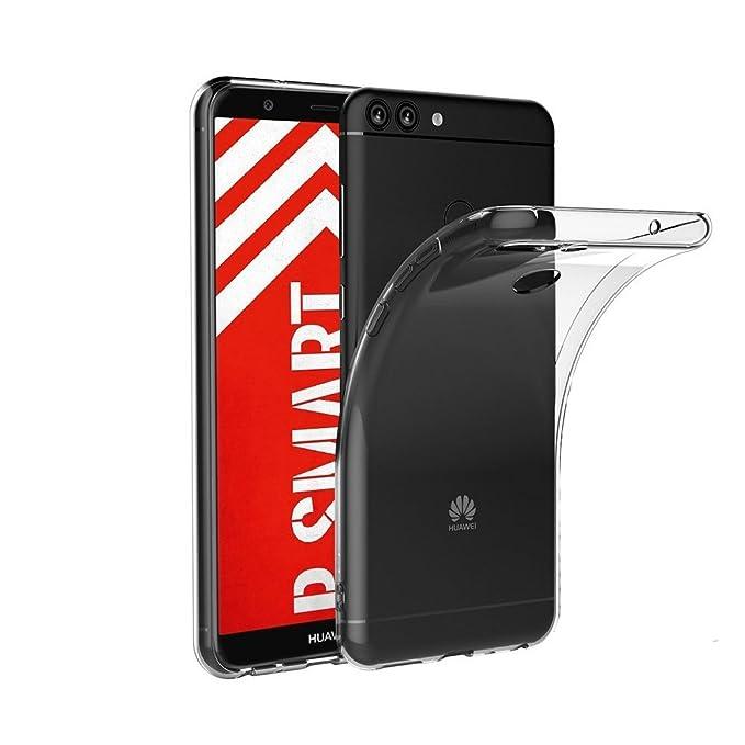 1 opinioni per Elekin Cover Huawei P Smart/Huawei Enjoy 7S Custodia, Custodia Huawei P Smart