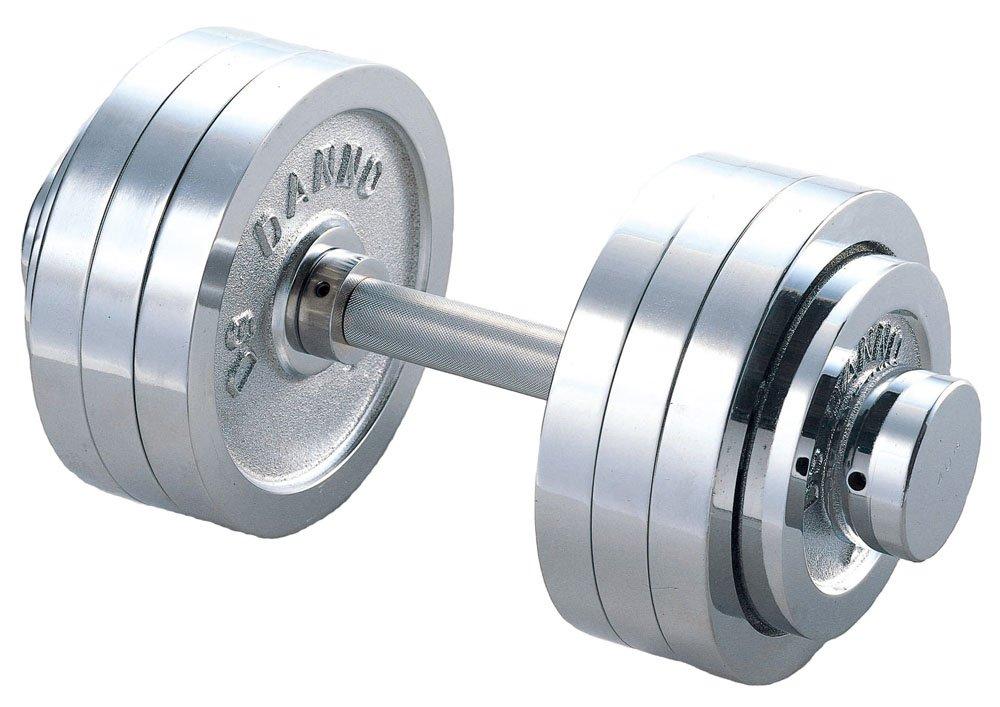 ダンノ(DANNO) 固定式ダンベル 20kg D-783   B000Y9OZ2G