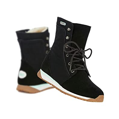 a4028dbdf23 Amazon.com | EMU Kanama Lo Boot - Women's Black, 6.0 | Shoes