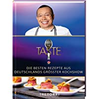 The Taste: Die besten Rezepte aus Deutschlands größter Kochshow - Das Siegerbuch 2018