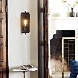 Rustic Vintage Bronze Wall Sconce Light Fixtures