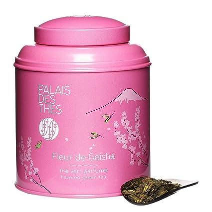 Hojas sueltas té verde y té Filtros – Fleur de Geisha ...