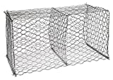 Mutual Industries 99-9-3 Gabion, 108' x 36' x 36', Grey
